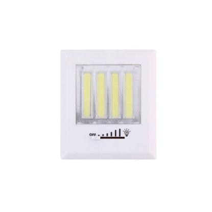 Εικόνα της Φωτιστικό 09900 Grundig LED με Dimmer μπαταρίας 4XCOB