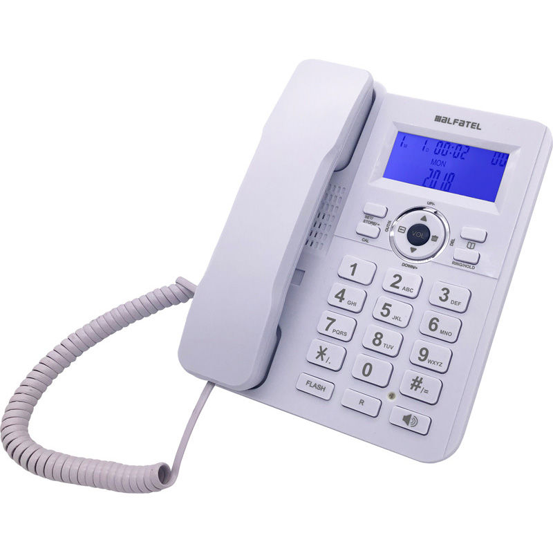 Εικόνα της Τηλέφωνο  Επιτραπέζιο ALFATEL 1210 Λευκό