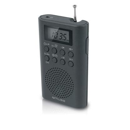 Εικόνα της Ραδιόφωνο M-03R MUSE Μπαταρίας-Ρεύματος Ψηφιακό