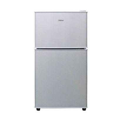 Εικόνα της Ψυγείο Mini PRMB-50042 Primo 118L A+ Δίπορτο 4*Freezer Silver