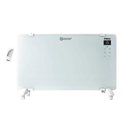 Εικόνα της Θερμοπομπός PRPH-81026 Primo Με Τηλεχειριστήριο Λευκό 2000W