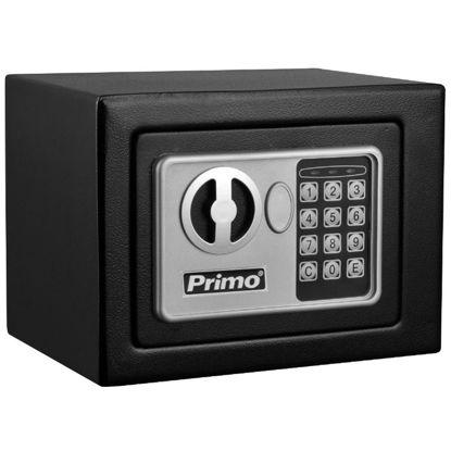 Εικόνα της Χρηματοκιβώτιο PRSB-50014 Primo Ηλεκτρονικό 17Χ23Χ17εκ. Μαύρο